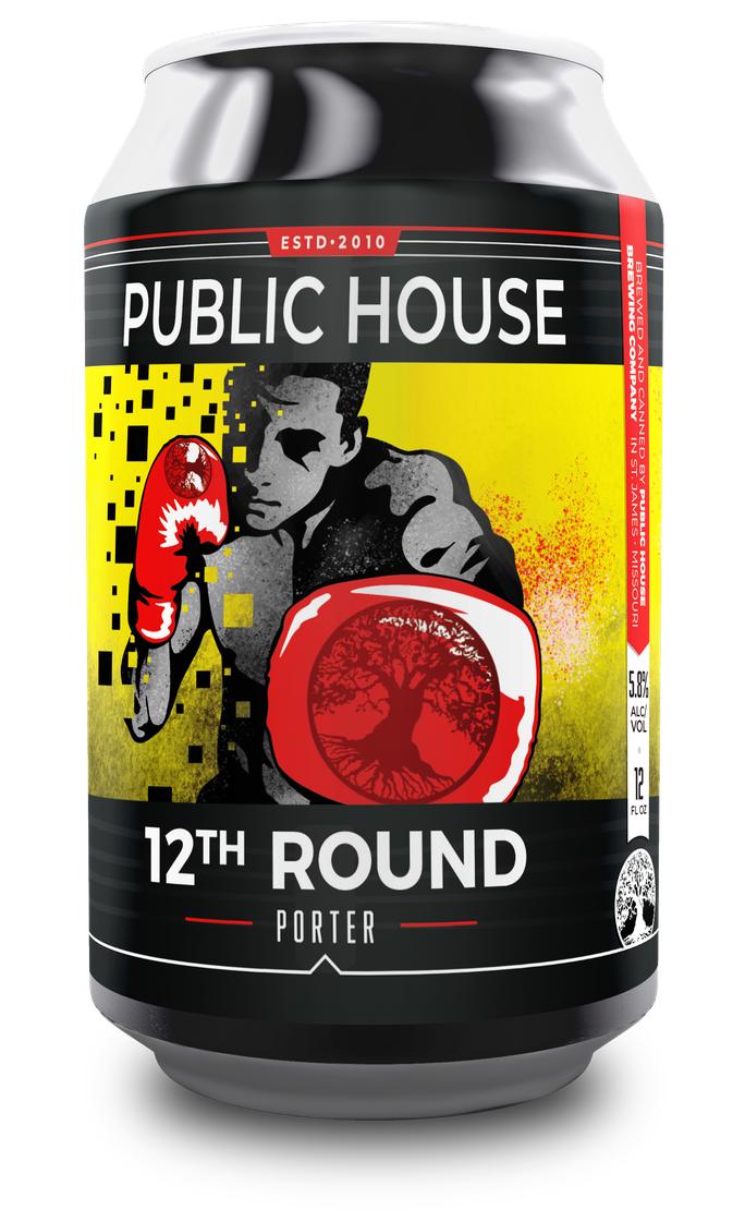 12th Round Porter