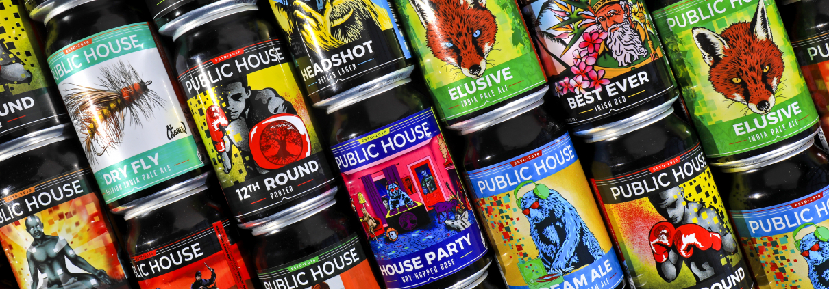 Public House Brewery